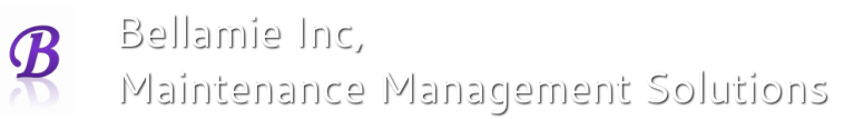Bellamie, Inc. Maintenance Management Solutions